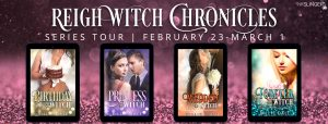 Excerpt & Giveaway ~ Forever Witch: The Reigh Witch Chronicles by Billie Dale @InkslingerPR