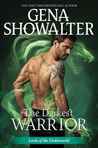 Review ~ The Darkest Warrior by Gena Showalter @GenaShowalter