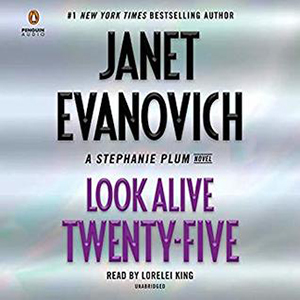 Review ~ Look Alive Twenty-Five by Janet Evanovich