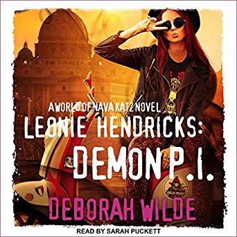 Review ~ Leonie Hendricks: Demon P.I. by Deborah Wilde @TantorAudio