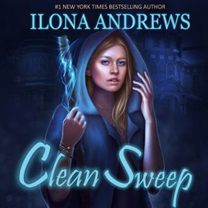 Review ~ Clean Sweep by Ilona Andrews @Ilona_Andrews