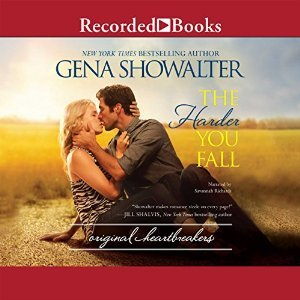 Review ~ The Harder You Fall by Gena Showalter @GenaShowalter
