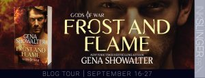 Review & Giveaway ~ Frost and Flame by Gena Showalter @GenaShowalter @InkslingerPR