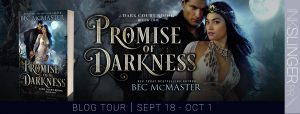 Excerpt & Giveaway ~ Promise of Darkness by Bec McMaster
