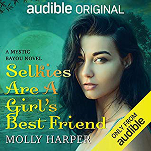 Review ~ Selkies Are A Girl's Best Friend by Molly Harper