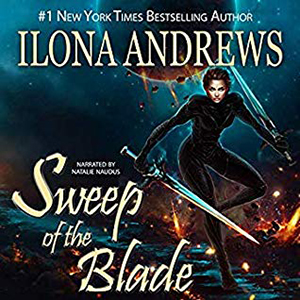 Review ~ Sweep of the Blade by Ilona Andrews