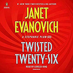 Review ~ Twisted Twenty-Six by Janet Evanovich