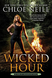 Review ~ Wicked Hour by Chloe Neill