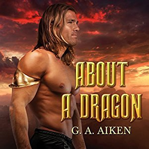 Review ~ About a Dragon by G.A. Aiken