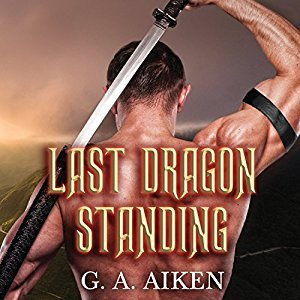 Review ~ Last Dragon Standing by G.A. Aiken