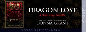 Review ~ Dragon Lost by Donna Grant @InkslingerPR