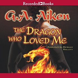 Review ~ The Dragon Who Loved Me by G.A. Aiken