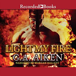 Review ~ Light My Fire by G.A. Aiken