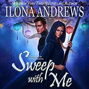 Review ~ Sweep With Me by Ilona Andrews