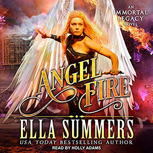 Review ~ Angel Fire by Ella Summers