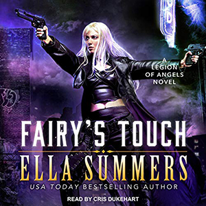 Review ~ Fairy's Touch by Ella Summers