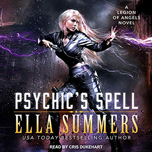 Review ~ Psychic's Spell by Ella Summers