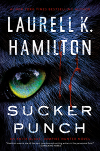 Review ~ Sucker Punch by Laurell K Hamilton
