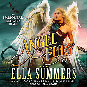 Review ~ Angel Fury by Ella Summers