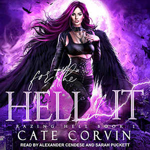 For The Hell Of It by Cate Corvin