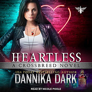 Review ~ Heartless by Dannika Dark