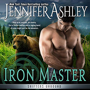 Iron Master by Jennifer Ashley