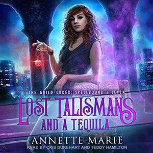 Review ~ Lost Talismans and a Tequila by Annette Marie