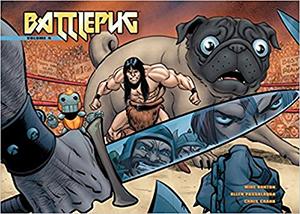 Battlepug The Devil's Biscuit #4