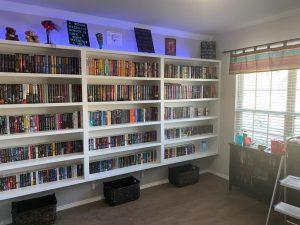 2020 Bookshelves