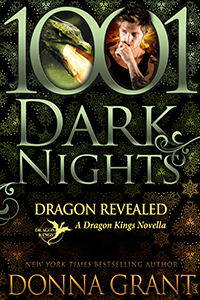 Release Day Review ~ Dragon Revealed by Donna Grant