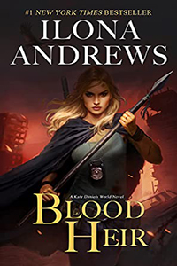 Blood Heir Ilona Andrews