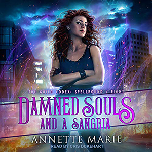 Review ~ Damned Souls and a Sangria by Annette Marie