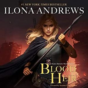 Review ~ Blood Heir by Ilona Andrews